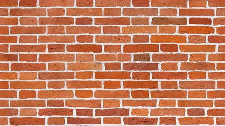 неровной : Seamless loopable background from brick wall