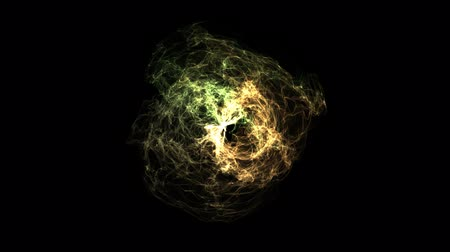 bola de fogo : fire sphere in PNG format with ALPHA transparency channel isolated on black background