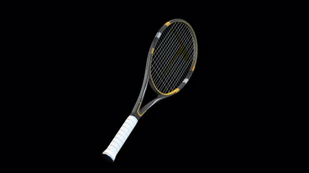 végre : Tennis Racket CG 10-second Loop Material