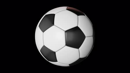 Soccer Ball CG 10 Second Loop Material