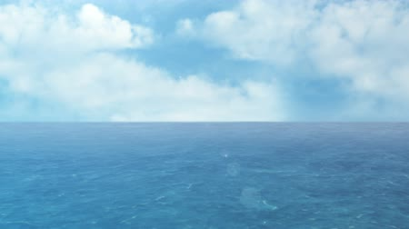 Morning Sea CG Background
