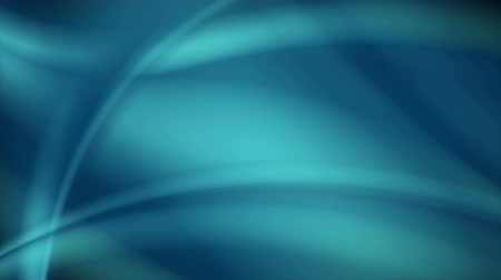 düzgün : Abstract blue smooth waves motion design clip. Video animation Ultra HD 4K 3840x2160