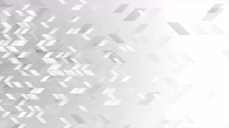 gray background : Abstract grey tech geometric motion design. Video animation Ultra HD 4K 3840x2160