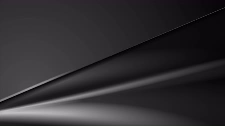 gray background : Black and gray smooth stripes. Video animation Ultra HD 4K 3840x2160