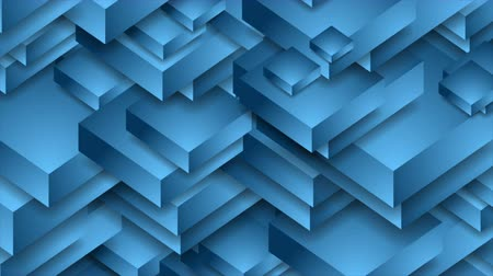 colore : Abstract blue technology. Seamless looping. Video animation Ultra HD 4K 3840x2160 Stock Footage