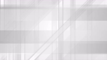 hi fi : Gray tech geometric minimal motion background