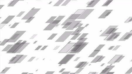 hi fi : Gray tech geometric abstract video animation