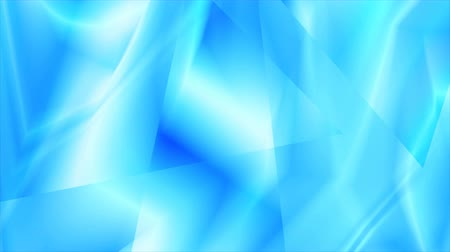 cián : Bright blue abstract low poly geometric motion background