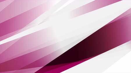 pink : Purple and grey stripes abstract video animation