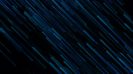 hi fi : Dark blue abstract lines technology futuristic motion background Stock Footage