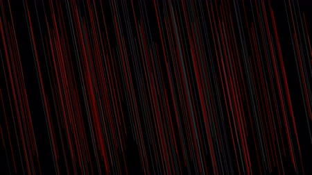 broşür : Red black abstract lines technology futuristic motion background