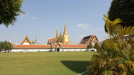 phra : Wat Phra Kaew , Temple of the Emerald Buddha , Bangkok Thailand