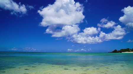 mraky : Beautiful sea of Okinawa
