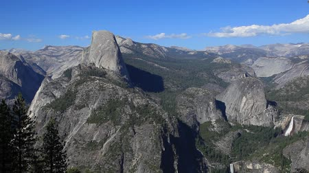 glacier point : Half dome from glacier point