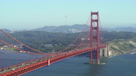 jam : Golden Gate bridge San Francisco, California, US