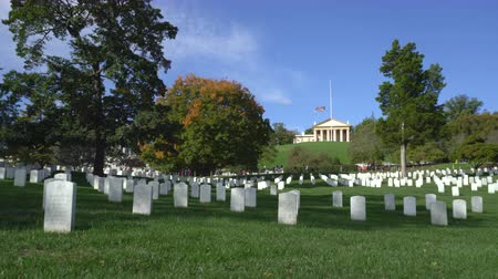 enlisted : Military memorial cemetery - Arlington