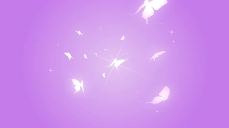 mese : Flying Butterflies group animation