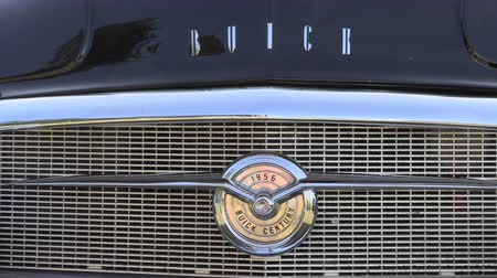 polished : Classic American car, Buick Century Riviera oldtimer car.