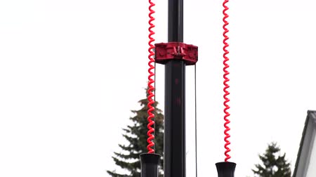 герой : Mobile street lighting for firefighters
