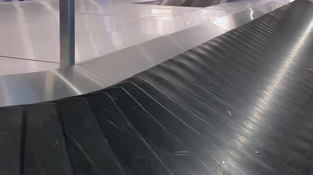 istek : baggage conveyor belt at the airport