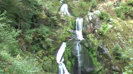 благородный : Triberg waterfalls in the Black Forest