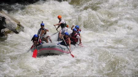 River Rafting als Extremsport,