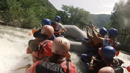River Rafting als Extremsport