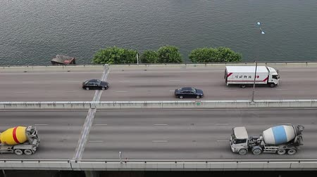 the Kwun Tong Bypass, highway  Hong Kong