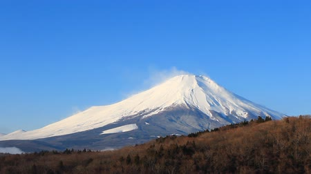 Mount Fuji real time up speed