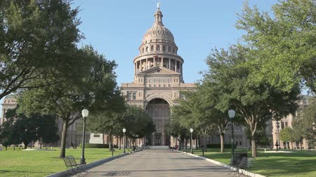 capital cities : Texas State Capitol Building in Austin, TX.