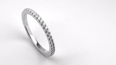 halkalar : Diamond Wedding Ring (seamless)