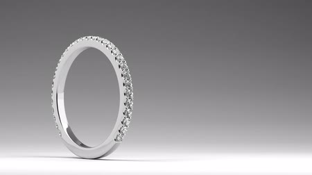 biżuteria : Diamond Wedding Ring (seamless)