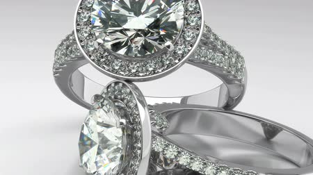 biżuteria : Precious Diamond Rings