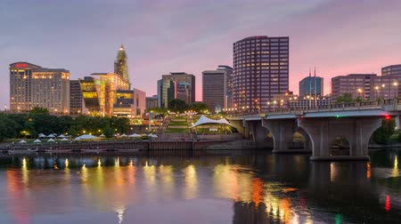 usa : Hartford, Connecticut, USA skyline.