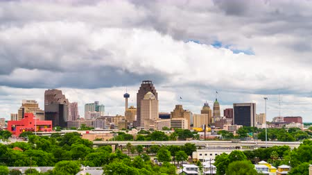 populair : San Antonio, Texas, USA skyline.