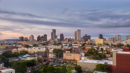 арена : New Orleans, Louisiana, USA downtown city skyline.