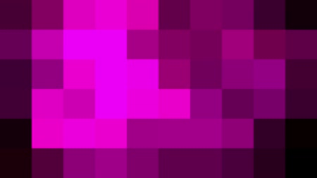 универсальный : abstract pixel block retro moving background New quality universal motion dynamic animated colorful joyful dance music video footage