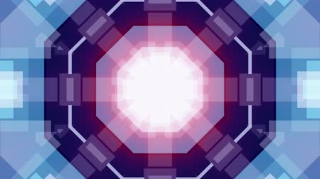 dlaždice : energy core system grid block kaleidoscope animation background seamless loop - New quality technology universal motion dynamic animated colorful joyful video footage