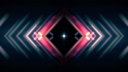 ismétlés : ornamental light rays kaleidoscope ethnic tribal psychedelic pattern animation seamless loop New quality retro vintage holiday native colorful universal motion dynamic joyful music video