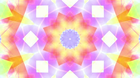 универсальный : ornamental kaleidoscope soft abstract animation seamless loop background New quality retro vintage holiday shape colorful universal motion dynamic animated joyful music cool video footage