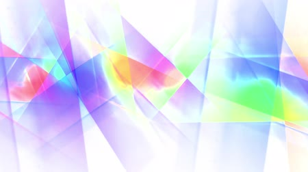 elle çizilmiş : moving rotating abstract crystal geometry painting rainbow seamless loop backgrond animation new quality artistic joyful colorful dynamic universal cool nice video footage