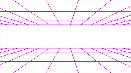 vzorec : FORWARD flight seamless grid net polygonal wireframe abstract retro tunnel slow motion loop drawing motion graphics animation background new quality vintage style cool nice beautiful 4k video footage Dostupné videozáznamy