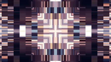 spectrum : abstract pixel block moving energy core system kaleidoscope animation motion graphics background New quality universal motion dynamic colorful joyful dance music video footage Stock Footage