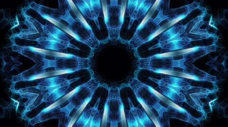 lif : symmetrical neon lights motion graphics overlay animation background loop new quality futuristic style cool nice beautiful video footage