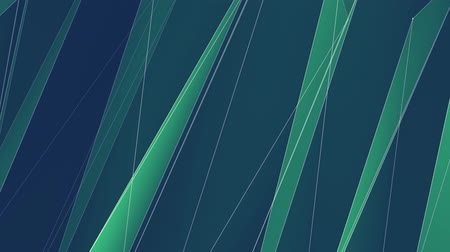 calcular : abstract GREEN poligon net lines cloud animation background new quality dynamic technology motion colorful video footage Vídeos