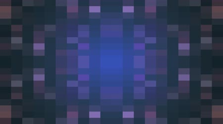 spectrum : abstract pixel block moving seamless loop animation background New quality universal motion dynamic animated retro vintage colorful joyful dance music video footage