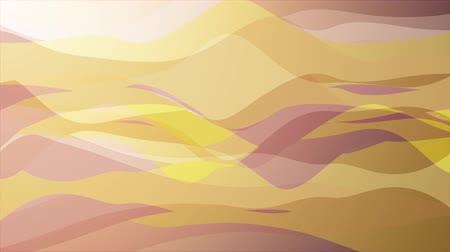 blue braid : soft waving abstract shiny color painting gentle flow animation background new quality dynamic art motion colorful cool nice beautiful video footage