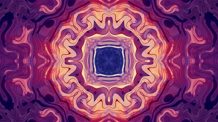 wierd : soft turbulent ornamental shiny light rays kaleidoscope ethnic tribal psychedelic pattern animation New quality retro vintage holiday native universal motion dynamic cool nice joyful music video