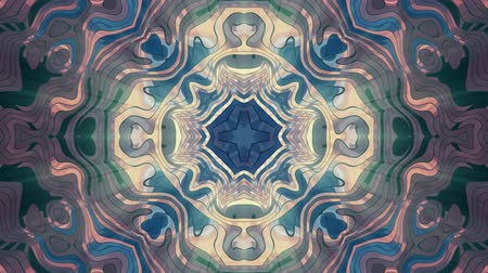dlaždice : soft turbulent ornamental shiny light rays kaleidoscope ethnic tribal psychedelic pattern animation New quality retro vintage holiday native universal motion dynamic cool nice joyful music video