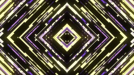 distorsiyon : fast symmetrical shiny diamond shape glitch interference screen background for logo animation new quality digital twitch technology pattern colorful video footage